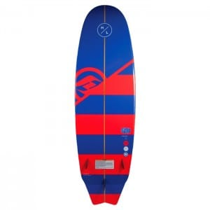 PLACA WAKESURF HYPERLITE 2016 LANDLOCK 5'9''