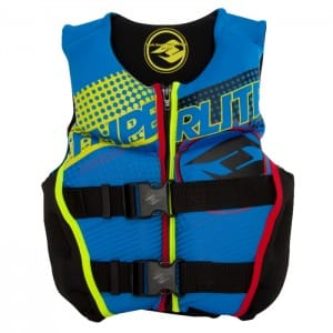 VESTA WAKEBOARD HYPERLITE 2016 BOYS YOUTH INDY BLUE - SMALL