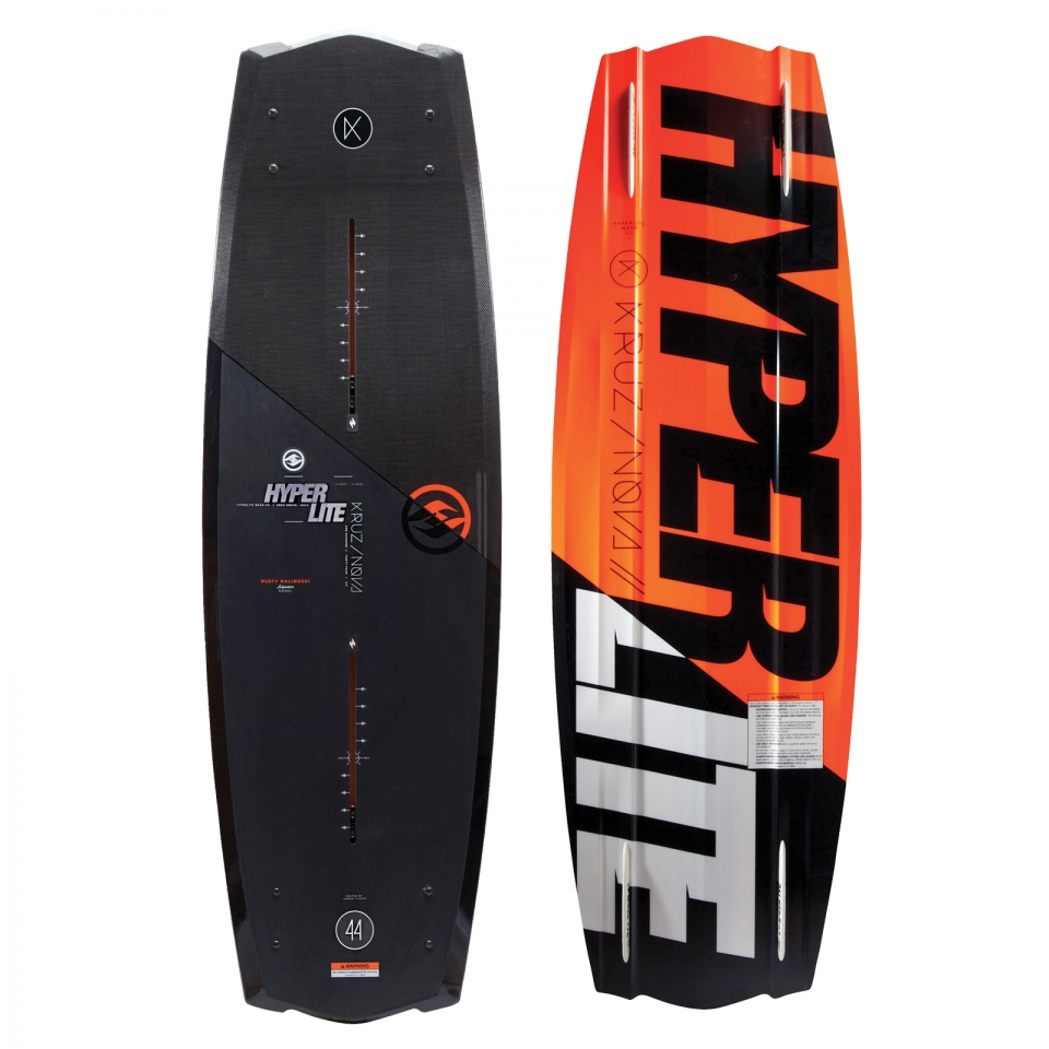 PLACA WAKEBOARD WHIRLY BIRD 134 NOBILE 2018