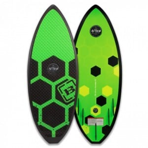PLACA WAKESURF BYERLY 2016 ACTION 54''