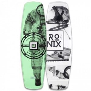 PLACA WAKEBOARD RONIX 2016 KINETIK PROJECT INTELLIGENT PARK CORE 2.0