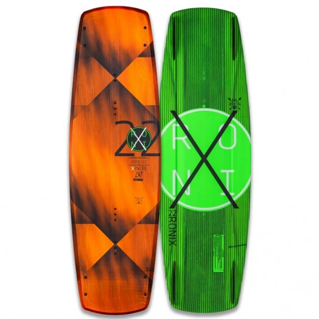 PLACA WAKEBOARD RONIX 2016 CODE 22 INTELLIGENT WAKE CORE