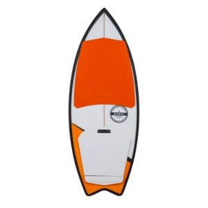 PLACA WAKESURF RONIX 2016 SUPER SONIC SPACE ODYSSEY CLASSIC FISH 3'9'' JR.