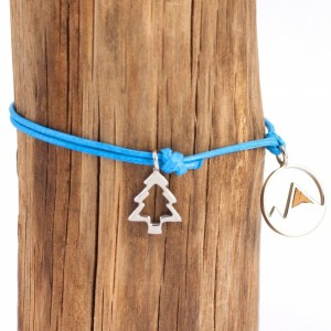 Silver+Surf Silver Jewellery tree Gr S