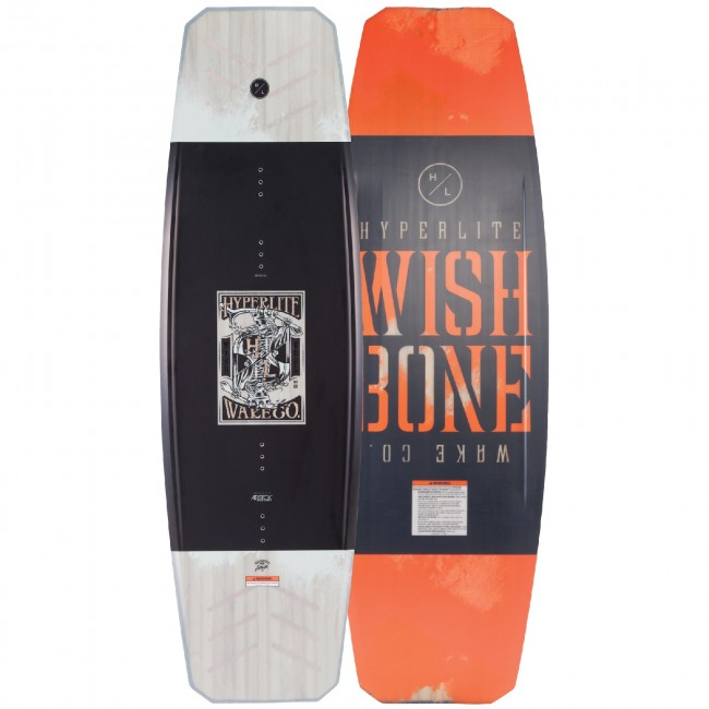 PLACA WAKEBOARD 2019 Hyperlite Wishbone Wakeboard
