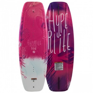 PLACA WAKEBOARD 2019 Hyperlite Divine 128 JR. Wakeboard