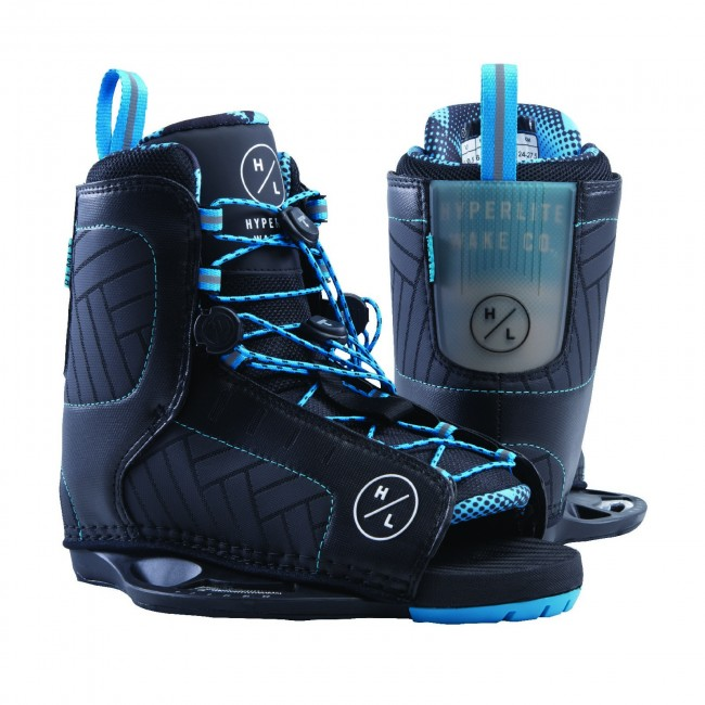 BOOTS WAKEBOARD 2019 Hyperlite Remix Boot Blue