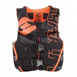 VESTA WAKEBOARD 2019 Hyperlite Boy's Youth Indy Neo Vest SM 22-40kg
