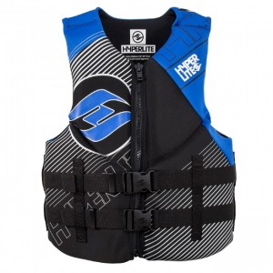 VESTA WAKEBOARD 2019 Hyperlite Men's Indy Neo Vest Blue