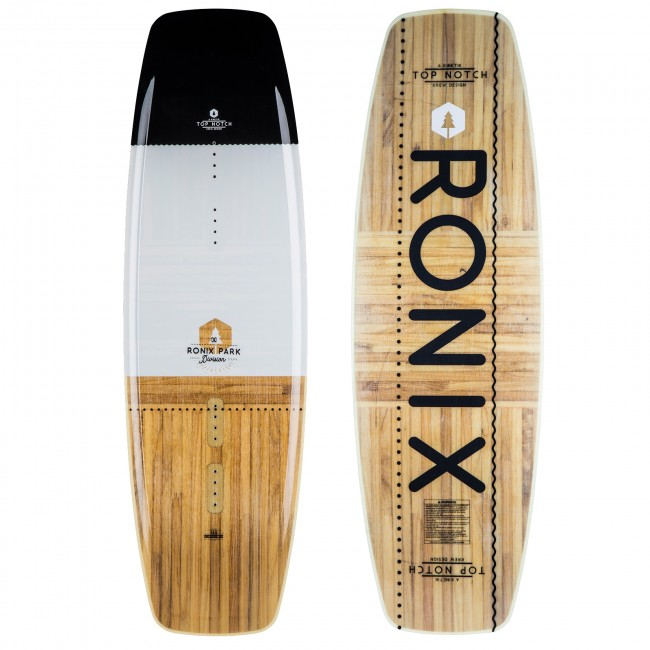 PLACA WAKEBOARD 2019 Ronix Top Notch Nu Core 2.0 133 JR. LTD Wakeboard - White