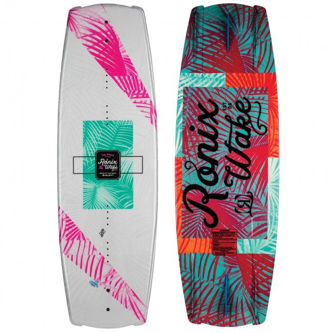 PLACA WAKEBOARD 2019 Ronix Krush Secret Flex 128 JR. Wakeboard
