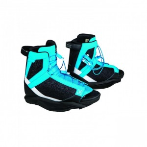 BOOTS WAKEBOARD 2019 Ronix District - Blue / White / Black Boot