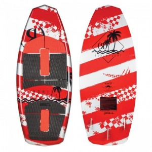 PLACA WAKESURF 2019 Ronix Super Sonic Space Odyssey Powertail 3.9 Wakesurfer
