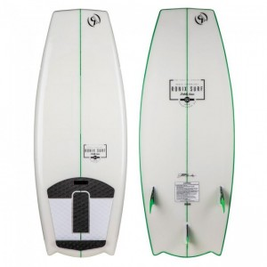 PLACA WAKESURF 2019 Ronix Potbelly Cruiser Naked Technology Wakesurfer