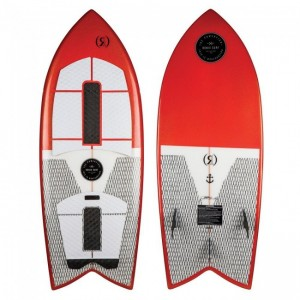 PLACA WAKESURF 2019 Ronix Powerfish+ Technora Wakesurfer