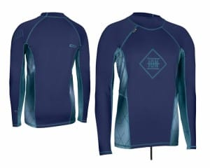 TOP WAKEBOARD ION 2016 RASHGUARD MEN LS MAZE