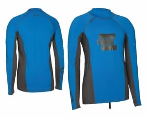 TOP WAKEBOARD ION 2016 RASHGUARD MEN LS