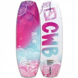 PLACA WAKEBOARD CWB 2016 BELLA JR. 124