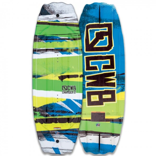 PLACA WAKEBOARD CWB 2016 CHARGER JR. 119