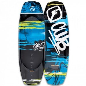 PLACA WAKEBOARD CWB 2016 SURGE JR. 125