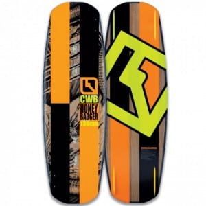 PLACA WAKEBOARD CWB 2016 HONEY BADGER
