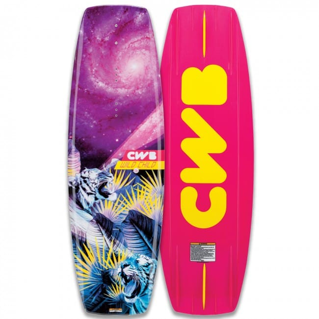 PLACA WAKEBOARD CWB 2016 WILDCHILD