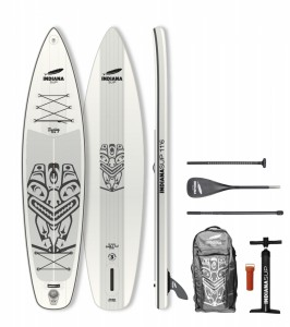PLACA SUP Indiana 11'6 Touring Pack Premium with 3-piece Carbon Paddle 1003AN
