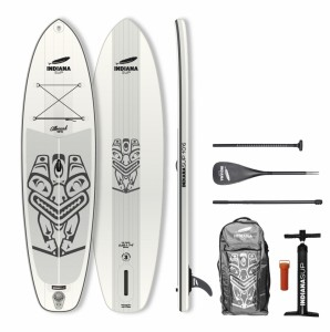 PLACA SUP Indiana 10'6 Allround Pack Premium with 3-piece Carbon Paddle 1021AN