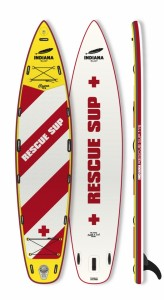 PLACA SUP Indiana 11'6 Rescue Inflatable 1041SN