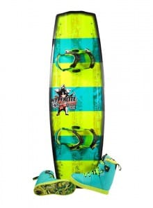 PACHET WAKEBOARD HYPERLITE 2015 UNION (WAKEBOARD + BOOTS)