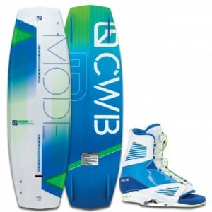 PACHET WAKEBOARD CWB 2016 MODE 136 WAKEBOARD + DRAFT BOOTS
