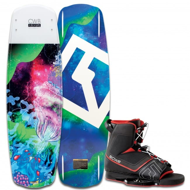 PACHET WAKEBOARD CWB 2016 GROOVE 134 WAKEBOARD + VENZA BOOTS