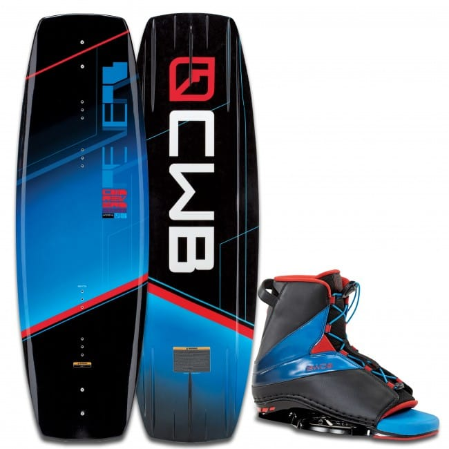 PACHET WAKEBOARD CWB 2016 REVERB 136 WAKEBOARD + EMPIRE BOOTS