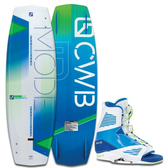 PACHET WAKEBOARD CWB 2016 MODE 141 WAKEBOARD + DRAFT BOOTS