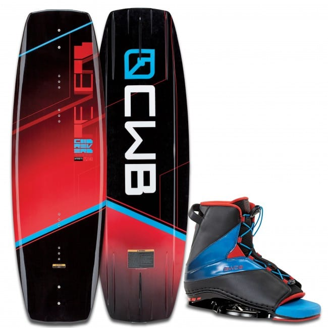 PACHET WAKEBOARD CWB 2016 REVERB 146 WAKEBOARD + EMPIRE BOOTS