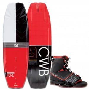 PACHET WAKEBOARD CWB 2016 PURE 134 WAKEBOARD + VENZA BOOTS