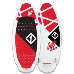 PLACA WAKESURF CWB 2016 BENTLEY