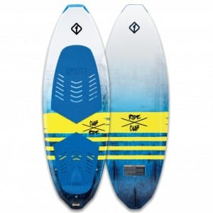 PLACA WAKESURF CWB 2016 RIDE 5'2''