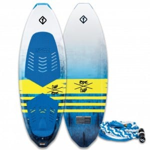 PLACA WAKESURF CWB 2016 RIDE 5'2'' /W ROPE