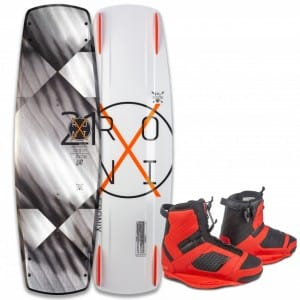 PACHET WAKEBOARD RONIX 2016 CODE 21 143 WAKEBOARD + COCKTAIL BOOTS