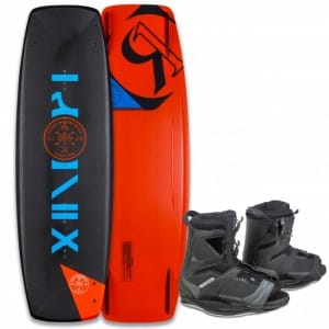 PACHET WAKEBOARD RONIX 2016 DISTRICT PARK 138 WAKEBOARD + NETWORK BOOTS
