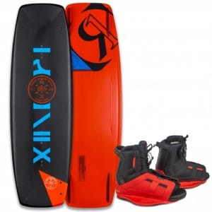 PACHET WAKEBOARD RONIX 2016 DISTRICT PARK 138 WAKEBOARD + DISTRICT BOOTS