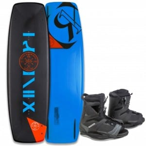 PACHET WAKEBOARD RONIX 2016 DISTRICT PARK 143 WAKEBOARD + NETWORK BOOTS