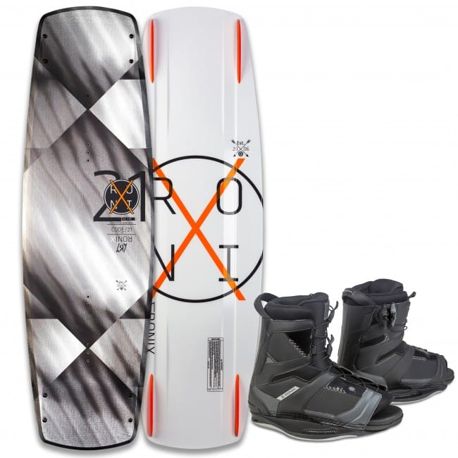 PACHET WAKEBOARD RONIX 2016 CODE 21 135 WAKEBOARD + NETWORK BOOTS