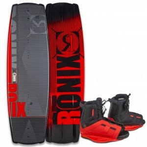 PACHET WAKEBOARD RONIX 2016 VAULT 128 WAKEBOARD + DISTRICT BOOTS