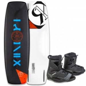PACHET WAKEBOARD RONIX 2016 DISTRICT PARK 134 WAKEBOARD + NETWORK BOOTS