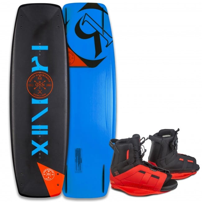 PACHET WAKEBOARD RONIX 2016 DISTRICT PARK 143 WAKEBOARD + DISTRICT BOOTS