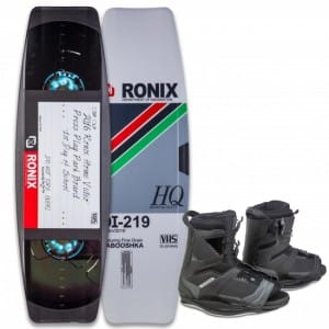 PACHET WAKEBOARD RONIX 2016 PRESS PLAY 146.3 WAKEBOARD + NETWORK BOOTS