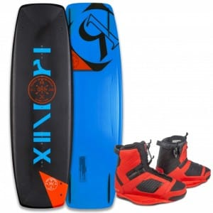 PACHET WAKEBOARD RONIX 2016 DISTRICT PARK 143 WAKEBOARD + COCKTAIL BOOTS