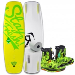 PACHET WAKEBOARD RONIX 2016 BILL 145 WAKEBOARD + FRANK BOOTS